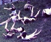Klassentreffen in der ehemaligen Volksschule in Grafenbach